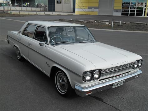 1966 Rambler Classic 770 – Collectable Classic Cars