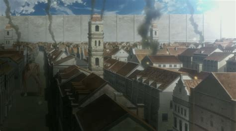 """Crunchyroll - Medieval French City Resembles """"Attack On"""