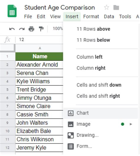 How to Create a Histogram in Google Sheets and Excel