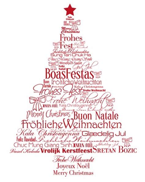 Happy Christmas in 15 Different Languages | Gap Year Blog