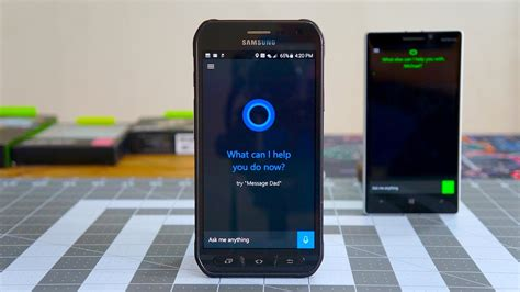 Cortana on Android: Hands-On | Pocketnow - YouTube