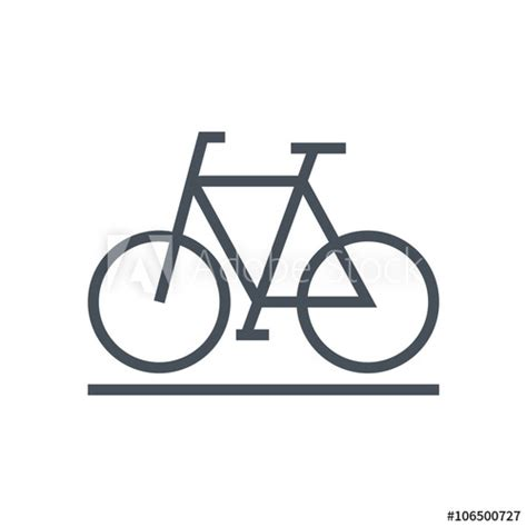 """""""Bike icon"""" Stock image and royalty-free vector files on"""