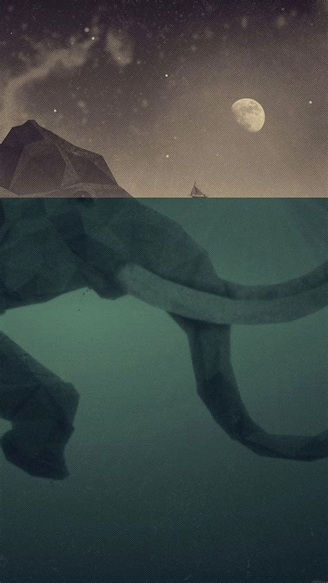 Illustrated animal kingdom wallpapers for iPad and iPhone