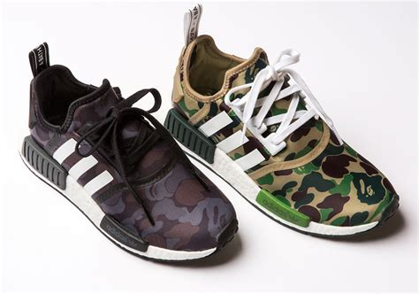 A Detailed Look at the BAPE x adidas NMD R1 - Freshness Mag
