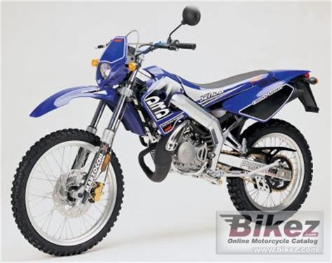 2004 Derbi Senda R DRD specifications and pictures