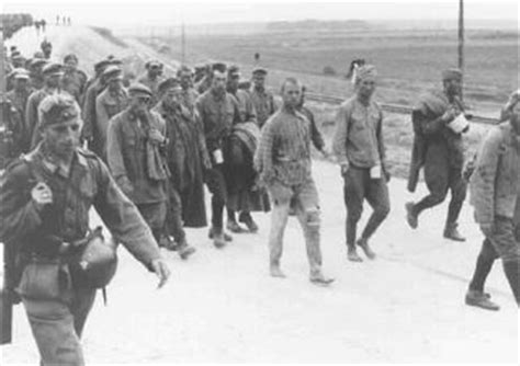 The Treatment of Soviet POWs: Starvation, Disease, and