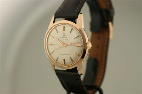 1950 Omega Seamaster Watch For Sale - Mens Vintage Time only