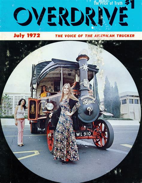 Overdrive Magazine (1972-1973): Voice of the American