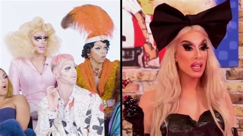 Watch Every Iconic Shade Thrown on RuPaul's All Stars