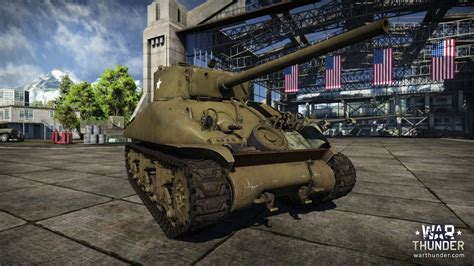 New patch 'Steel Generals' brings US Forces for War Thunder