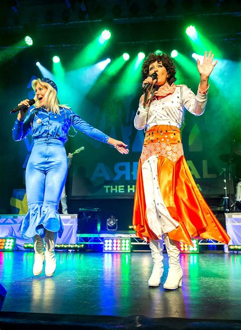 ABBA ARRIVAL ® | ABBA TRIBUTE BAND | Voted UK's Best
