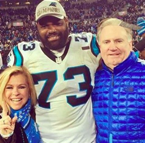 Michael Oher's Wife and Mother - PlayerWives