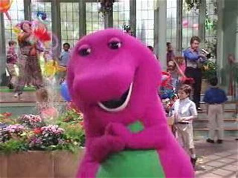 Barney Best Manners: Your Invitation To Fun Trailer (2003