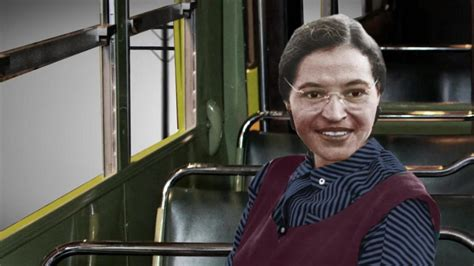 Bet You Didn't Know: Rosa Parks - HISTORY
