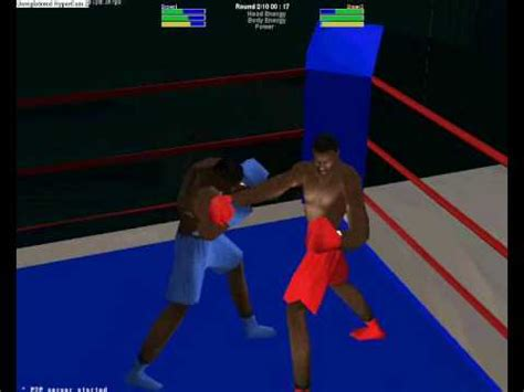 3D online boxing game (free PC boxing game) - YouTube