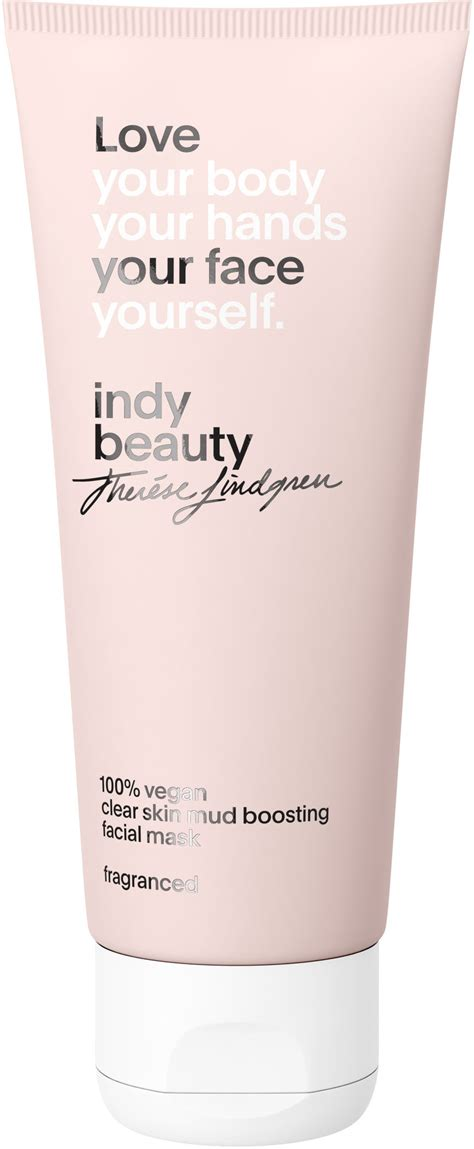 Indy Beauty Clear Skin Mud Boosting facial mask | Lloyds