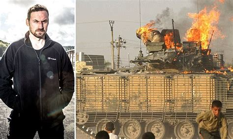 Star of Channel 4's SAS: Who Dares Wins Colin Maclachlan