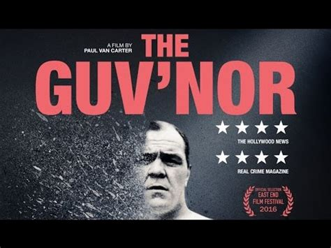 THE GUVNOR Trailer - Life Of Lenny McLean - East End