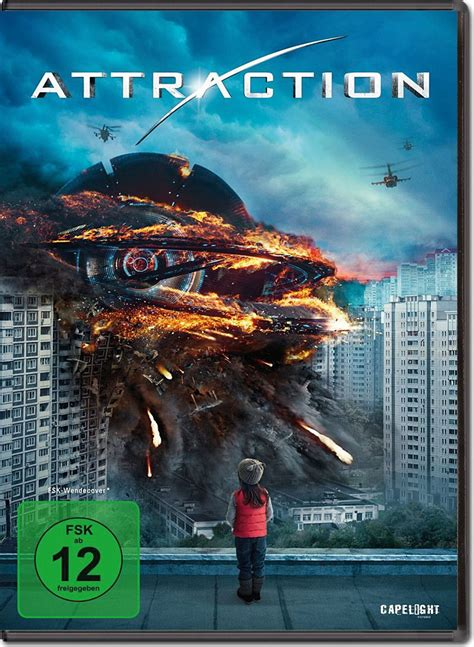 Attraction [DVD Filme] • World of Games