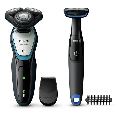 Philips Series 5000 Wet & Dry Electric Shaver & Body