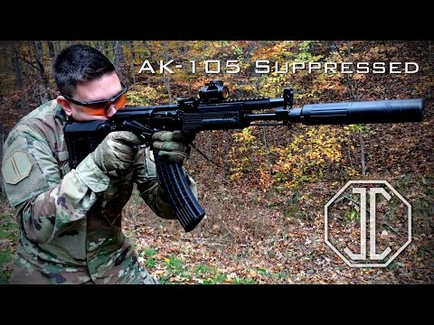 DesertFox Airsoft: From Russia with Love (E&L AK105 and