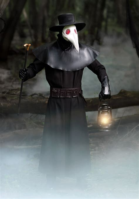 Plague Doctor Costume for Adults   Historical Costumes