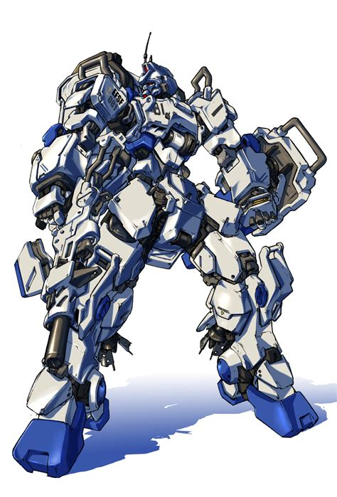 WHY's Gundam and Mobile Suit Fan Made Illustrations
