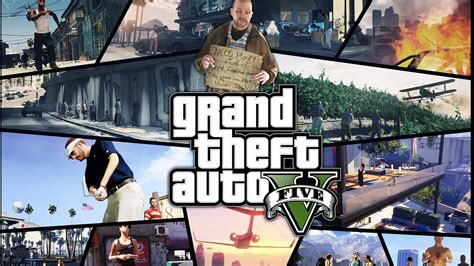 Grand Theft Auto 5 Wallpapers | HD Wallpapers | ID #10588