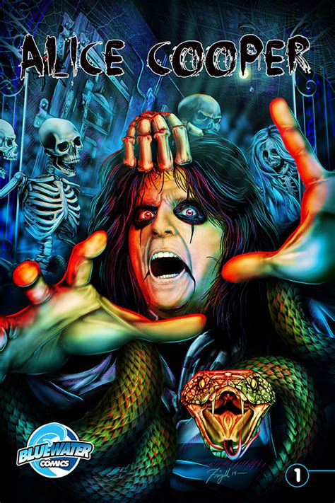 School's Back In Session For ALICE COOPER Biographical