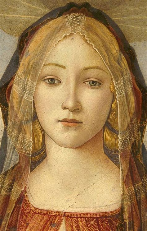 The Muse Of Botticelli | In the story and art I love only