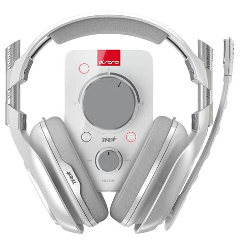 Astro A40 TR Gaming Headset + MixAmp Pro TR Sound Card