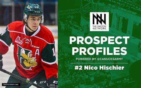 The Top 100 NHL Draft Prospects: #2 – Nico Hischier