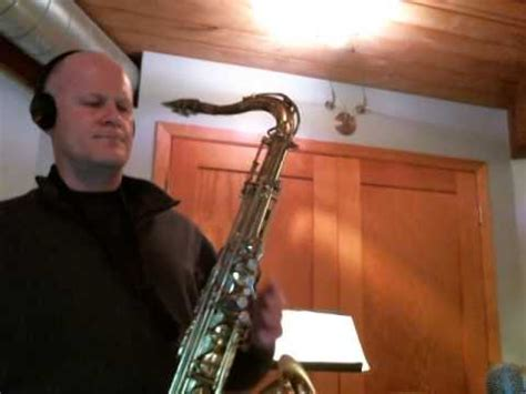 Several Steely Dan trumpet and saxophone solo