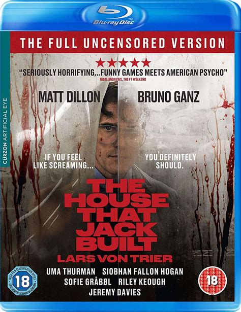 Curzon/Artificial Eye: Uncut Version of The House That