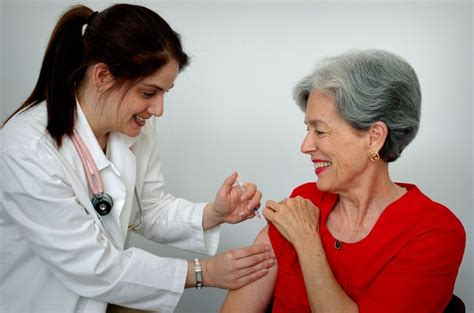 Free picture: vaccination, adult, illnesses, influenza