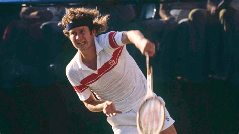 A Close-Up Look at John McEnroe Through the Years - The