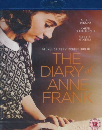 Diary of Anne Frank (1959) (Blu-ray) (Import Sv