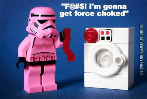 A pink Stormtrooper | Very Funny Pics