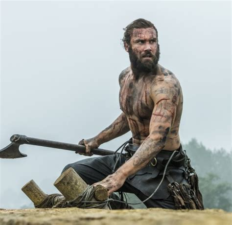 Vikings Season 4: Rollo is in for some big changes, Clive
