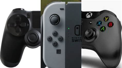 Nintendo Switch, Xbox One or PS4 - Best Hardware, Specs
