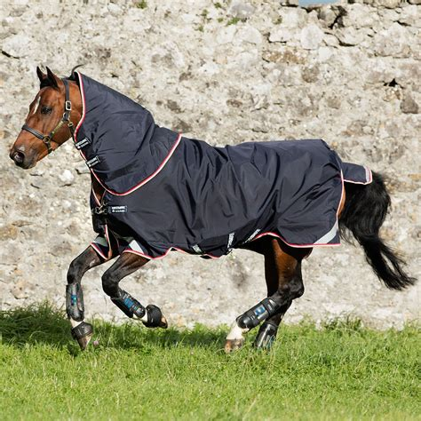 Rambo Duo 100g Turnout Rug with 2 Liners Bundle - Navy