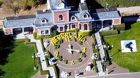 Neverland Ranch Investigators Discover Corpse Of Real