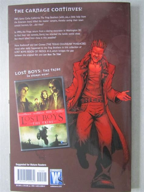 Lost Boys - Reign of Frogs - doloresserier
