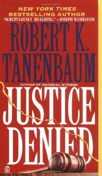 Fiction Book Review: Justice Denied by Robert K