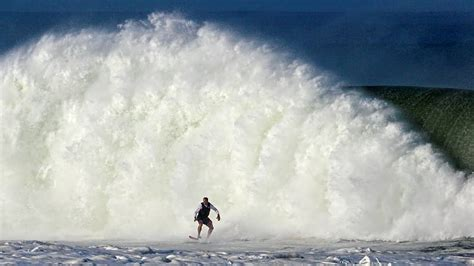 Typhoon Extreme Surfing in Japan - XarJ Blog and Podcast