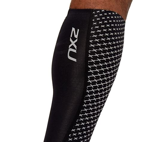 2XU Reflect Compression Calf Guard   The Running Outlet