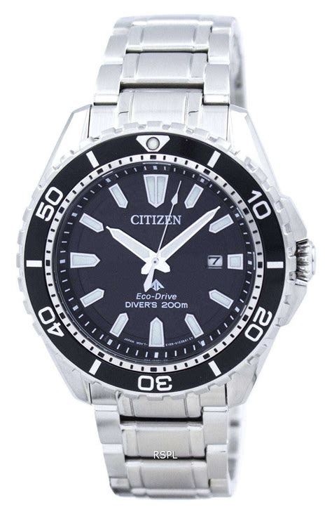Citizen Promaster Eco-Drive 200M Diver's BN0190-82E Men's