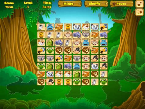 Animals Connect 2 Online Free Game   GameHouse