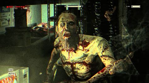 Outlast: Whistleblower - Cannibal's Kitchen: Cannibal