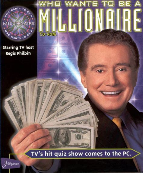 Who Wants To Be A Millionaire for Windows (1999) Trivia